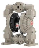 "ARO Diaphragm Pump 6662B3-3EB-C | 145 GPM | 2"" Ports | Santoprene Diaphragms"