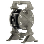"ARO PD05P-ASS-STT | 1/2"" Metallic Diaphragm Pump 