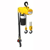 Ingersoll Rand CLK | CL250K-2C10-C6U |1/4 Ton Air Hoist | 10 Ft. Lift | Hook Mount | Pendent Control
