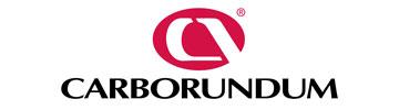carborundum abrasives logo
