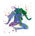 Dance Print
