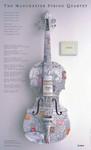 Manchester String Quartet 2003 Poster