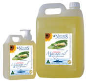 H2o  Massage Oil - Lemongrass
