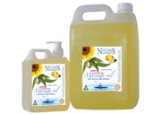 H2o Lemon Eucalyptus Massage Oil
