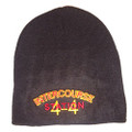 Intercourse Black Skull Cap