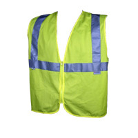 "Class 2 Safety Vest ""Zipper"""
