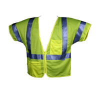 Class 3 Lime Safety Vest