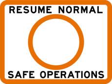 Coast Guard Waterway Navigational Resume Normal Safe Operations