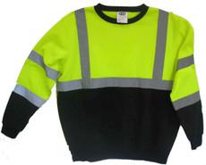 ANSI Class 3 Pullover Sweatshirt