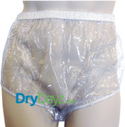 Clear Pull Up PVC Pants For Men Or Women Unisex