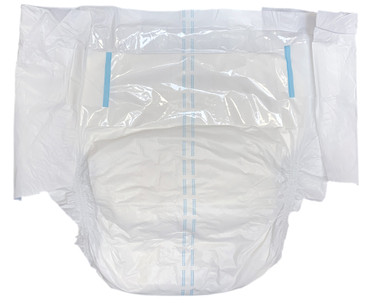 Drydayz Easy Fastening One Tape Each Side White Adult Nappies / Diapers Size Medium abdl nappy for adults