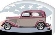 1933 Hot Rod Vicky