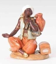 """ROMAN FONTANINI Nativity AMAN Camel Driver 12"""" Scale #52905 NEW in BOX"""