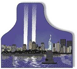 Trade Center Tribute in Light, New York