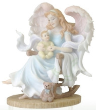 Seraphim Classic Figure - Mothers Embrace Gretchen - 78892