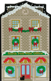 Cat's Meow Village North Pole Post Office, #01913