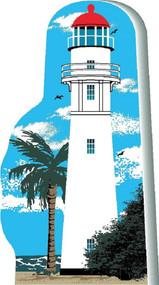 Cat's Meow Village Diamond Head Lighthouse #08-622