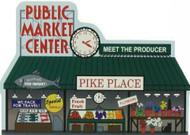Cat's Meow Village Pike Peak Market Keepsake #R989