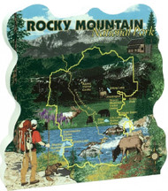 Cat's Meow Village Rocky Mountain National Park Keepsake #RA973