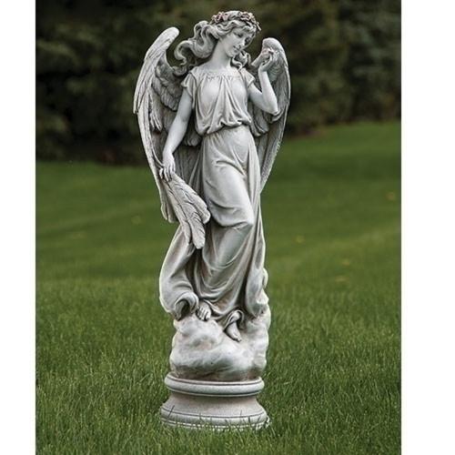 Angel on Clouds Figure