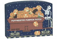 Cat's Meow Village Buzzard Express Train Pumpkin Patch Car #16-634