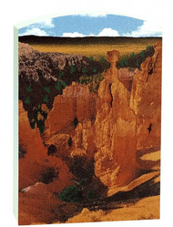 Cat's Meow Village Bryce Canyon Utah Thor's Hammer, RA1401
