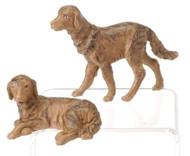 Fontanini Nativity Dogs #54028
