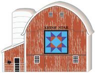 Amish Star Quilt Barn