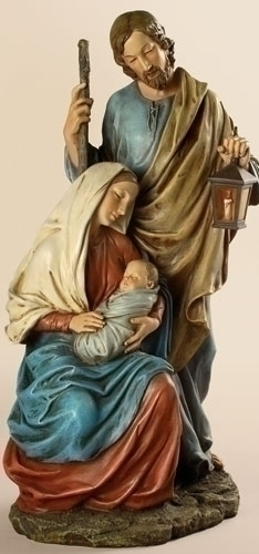 Roman Joseph Studio Holy Family Figurine