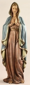 ROMAN Joseph Studio Praying Madonna Figurine