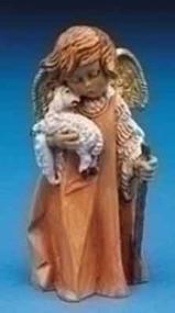 """Little Shepherd Angel  Figurine 2.75""""/5"""" Collection"""