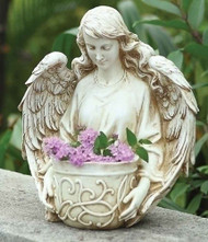 Joseph's Studio Angel Bust Planter