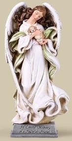 Dog Memorial Angel Figure - 64881