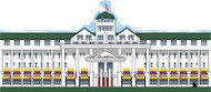 Cat's Meow Village Mackinac Island Grand Hotel Michigan CSTM15714