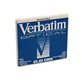"Verbatim 5.25"" 2.6GB Rewritable Optical Disk (Reorder#91204)"