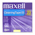 "183770 Maxell 1/2"" DLT Cleaning Cartridge Tape III - NEW"
