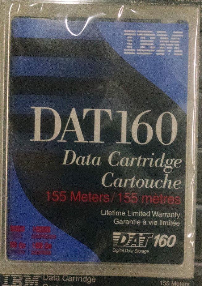 NEW IBM 23R5635 DAT160 Data Cartridge Tape  80//160GB