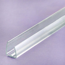 10mm Polycarbonate End Cap, 12 ft. - Seal and trim polycarbonate flutes