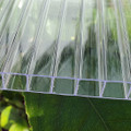 """10mm TwinWall Polycarbonate Sheet  7/16"""" thick, insulates and brings the light in"""