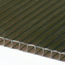 6mm Bronze TwinWall Polycarbonate Sheet perfect for home improvement projects