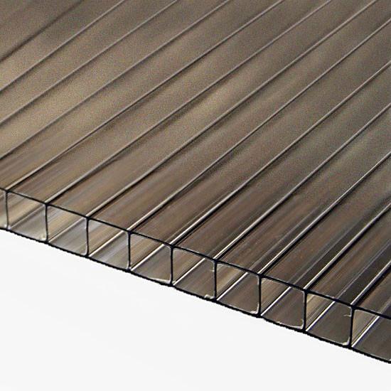 Polycarbonate Sheets Bronze Polycarbonate Panels Twin