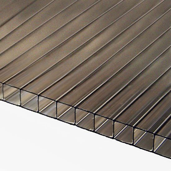 Polycarbonate Sheets Bronze Polycarbonate Panels Twin
