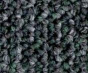 J H S Rimini Stripe Carpet Tiles 105104 Moss