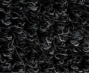 J H S Brossmat Design 1 Entrance Matting Sheet 20 Black