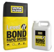 Instarmarc Ultrafloor Level IT Bond Bag & Bottle