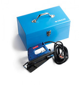 Crain Heat Seaming Iron Kit, Grooved Base complete with
