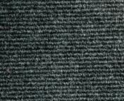 Heckmondwike Broadrib Carpet Tiles Anthracite