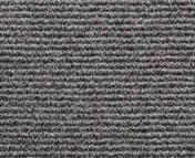 Heckmondwike Broadrib Carpet Tiles Kingston Grey