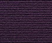 Heckmondwike Broadrib Carpet Tiles Purple