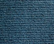 Heckmondwike Broadrib Carpet Tiles Pacific Blue